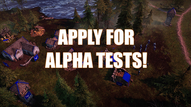 Apply for Bannermen Multiplayer Alpha Tests!